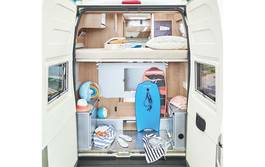 Dreamer Family Van 2021