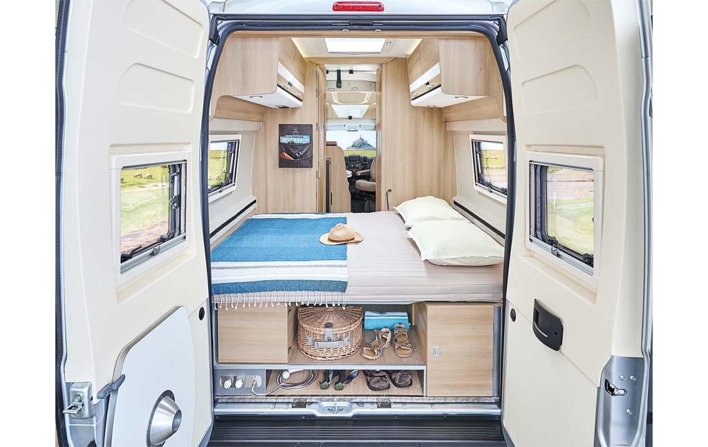 Dreamer Living Van 2021