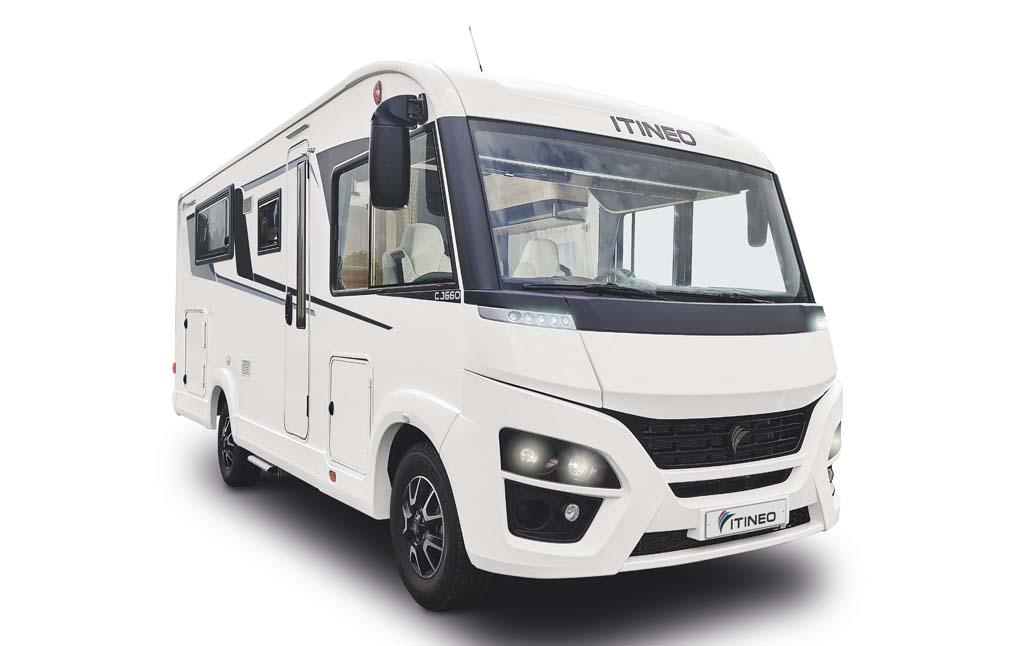 Itineo CJ660